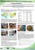 Prevalence of Salmonella and Staphylococcus aureus from meat in Cambodian markets