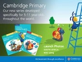 Cambridge Primary Launch South Africa May 2014 - photos