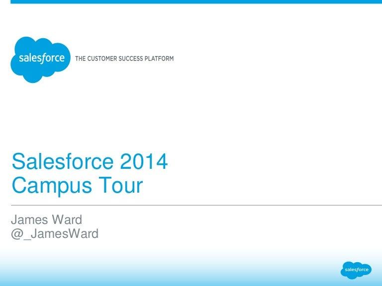 Salesforce Campus Tour - Developer Intro