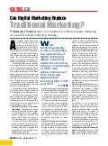 Can Digital Marketing Replace Traditional Marketing