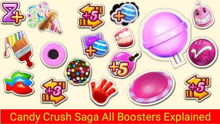 Candy Crush Booster Гјbertragen