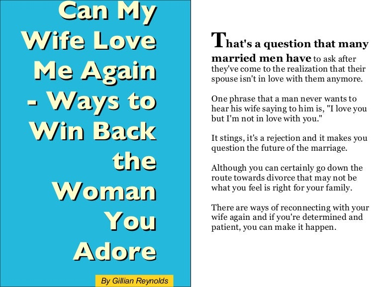 How To Start Hookup Your Wife Again