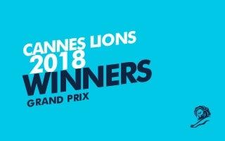 Cannes lions 2018_Grand_Prix