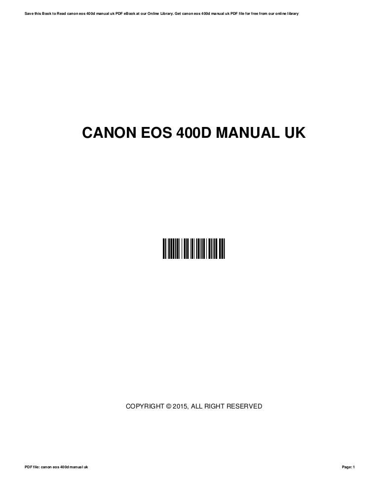 Canon eos 400d eos kiss digital x rebel xti sm service manual.