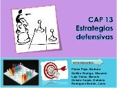 Capitulo 13 Marketing Estrategico - Roger J. Best Estrategias Defensivas