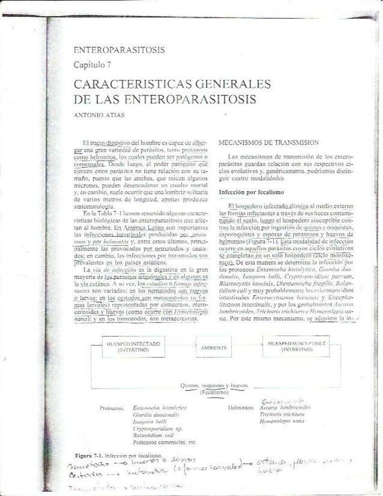 parasitologia medica antonio atias