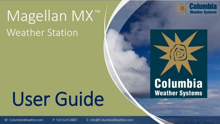 Magellan gps user guide.