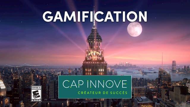 CAP Innove Masterclass Gamification