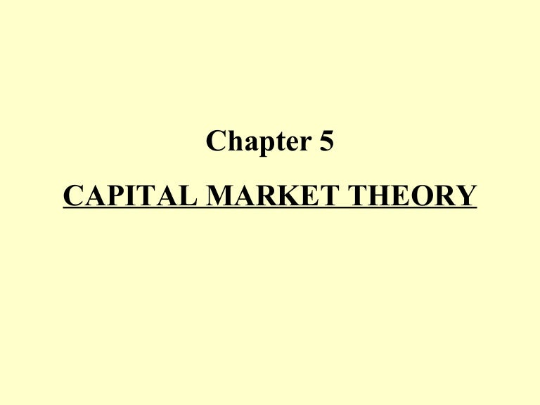 capital market theory rsm 332 Capital marketing specialises in promotional product sourcing and brand marketing solutions based in fitzwilliam place dublin 2 with our service partner in hong kong, we offer a wide range of off-the-shelf and bespoke promotional products.