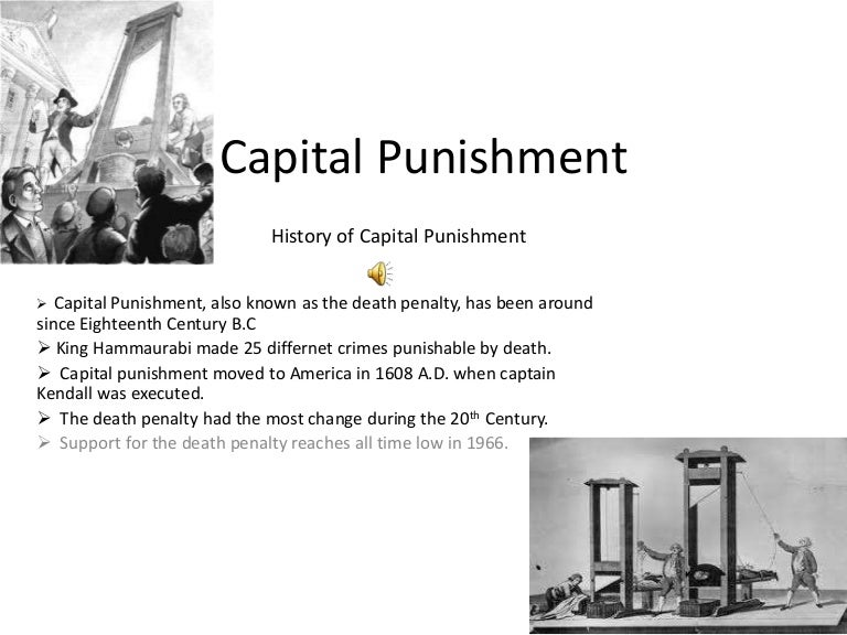 Persuasive speech death penalty