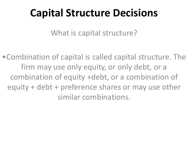 why might a firm use a local capital structure at a particular subsidiary that differs substantially Venture capital (vc) is a type of private equity, a form of financing that is provided by firms or funds to small, early-stage, emerging firms that are deemed to have high growth potential, or which have demonstrated high growth (in terms of number of employees, annual revenue, or both.