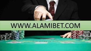 Capsa Poker QQ - AlamiBet.com