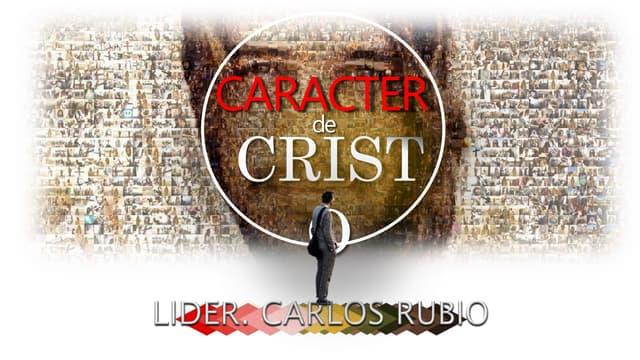 Caracter de cristo