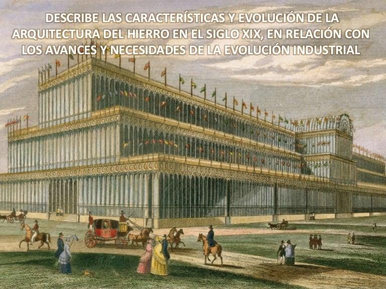 Describe las caracter sticas y evoluci n de la for Caracteristicas de la arquitectura