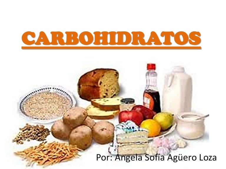 Carbohidratos funsiones - Que alimentos son carbohidratos ...