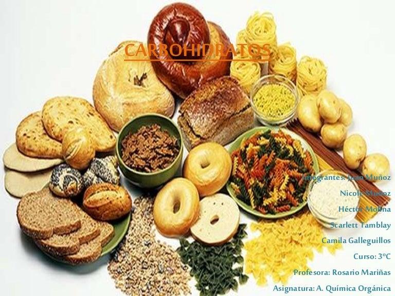 que es carbohidratos wikipedia