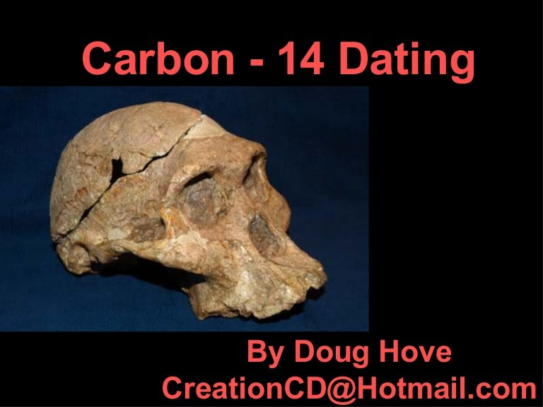 Dating fossiler PPT