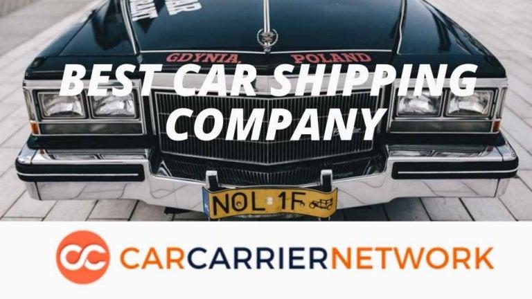 Car Shipping Companies >> Best Car Shipping Company