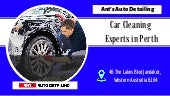 Car Cleaning Experts in Perth