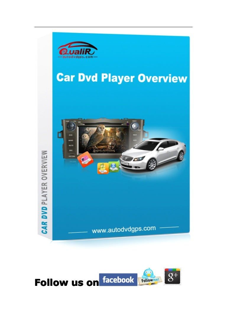 The first car dvd player magazine
