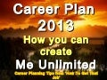 Career plan 2013