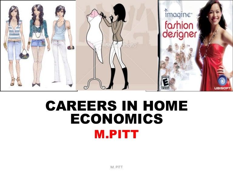 Careers In Home Economics