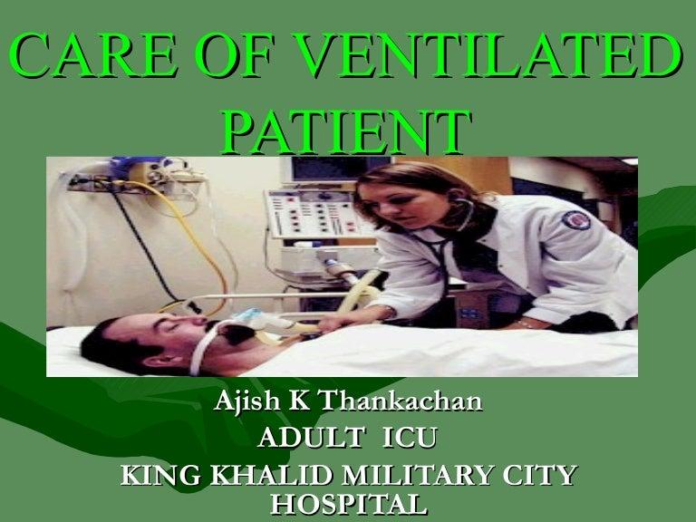 Mechanical ventilation. Ppt |authorstream.