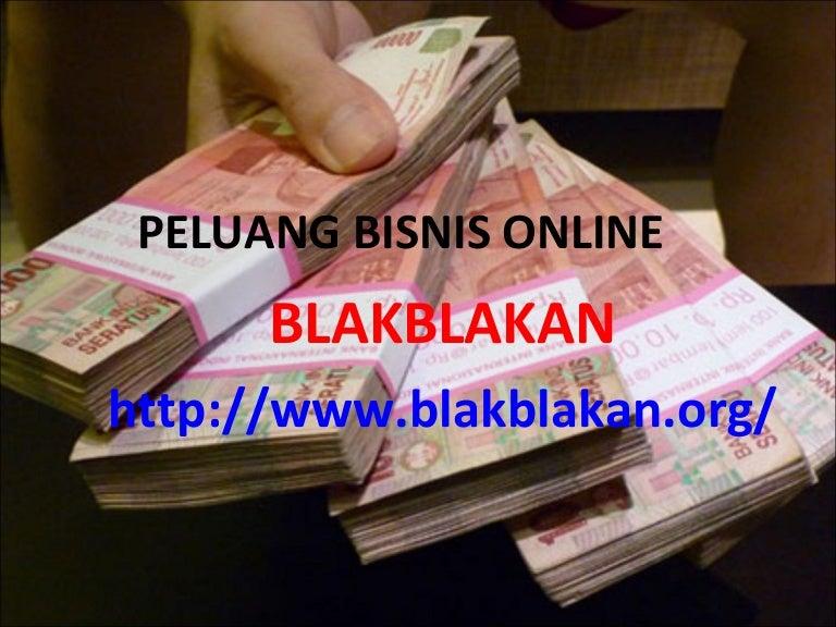 mencari duit lewat internet