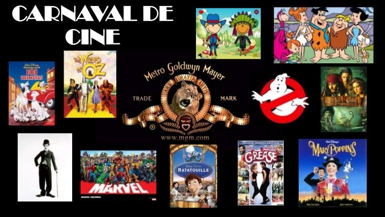 Resultado de imagen de carnaval de cine en el cole