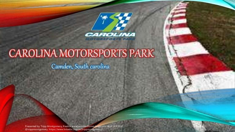 Carolina Motorsports Park >> Carolina Motorsports Park