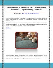 Chemical S And Ph How Does Ph Affect Cleaning