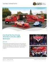 Cars Case Study - GES