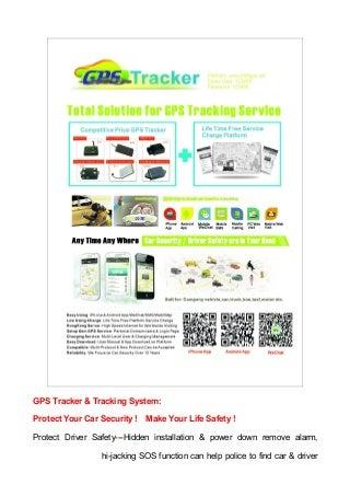 Carscop gps tracking platform introduce 999gps.net