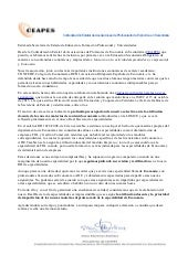 Carta de ceapes a la Secretaria de Estado de educación