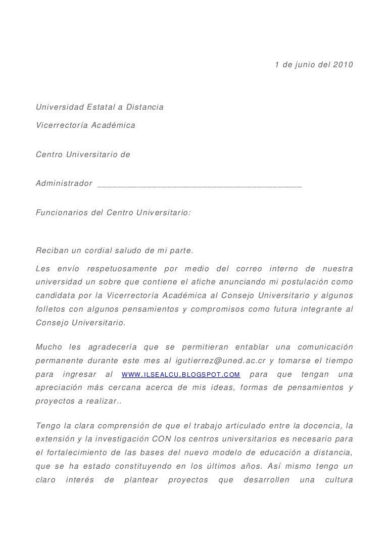 Magnífico Carta De Presentación Del Administrador Cresta - Ejemplo ...