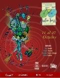 Cartelera Festival Internacional de las Artes Julio Torri 2019