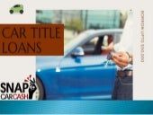 Best use to your vehicle title in Emergent Time by car title loans Calgary