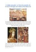 Casamento D. Leonor e frederico III