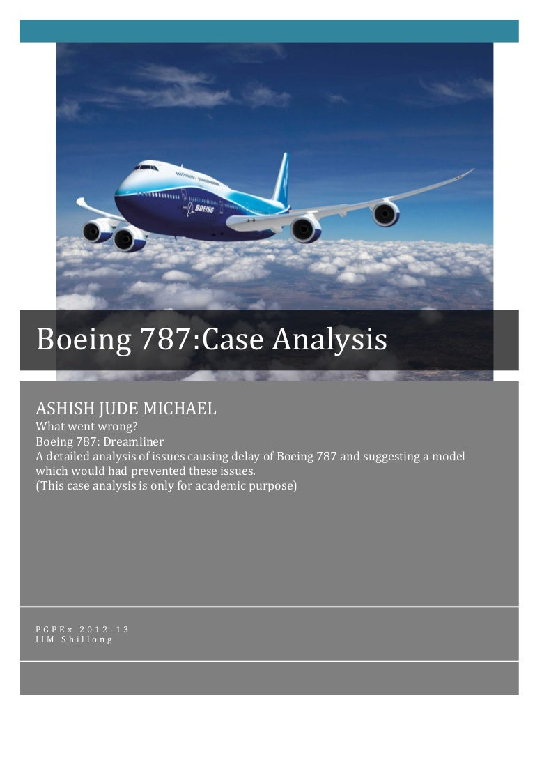 Boeing     dreamliner project lessson learned YouTube