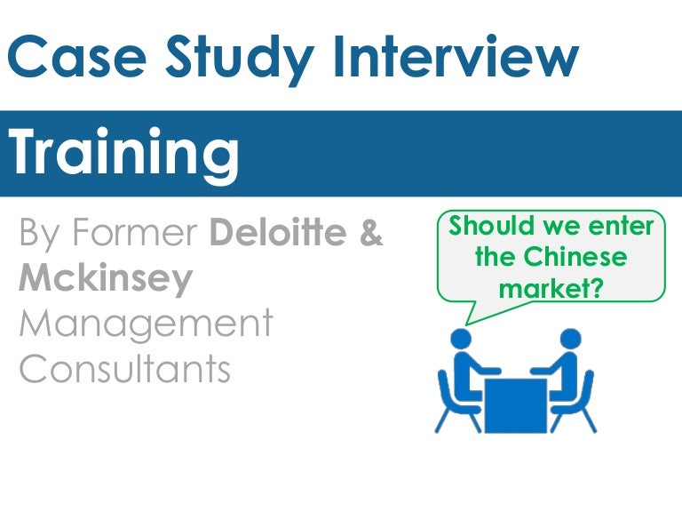Business Case Interview Training