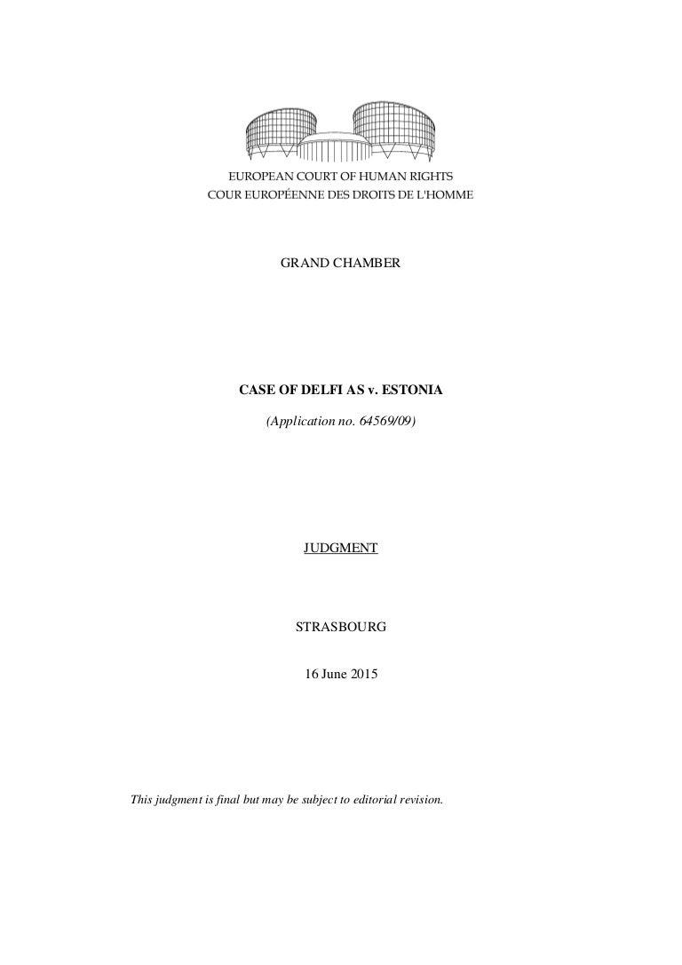 1176e7abe81ca Case of delfi as v. estonia (1)
