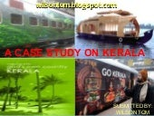 A Case Study of Kerala