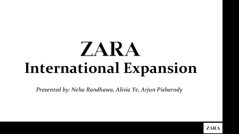 Zara   A case study SlideShare