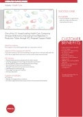 HCLT Case Study: One of the US-based Leading Health Care Companies Achieves Performance Improvement
