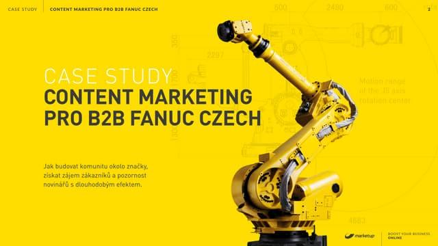 Případová studie: Obsahový marketing pro B2B