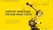 CASE STUDY: CONTENT MARKETING FOR B2B