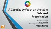 Case study fishbowl on youth on the table