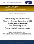Case Study   Halogen Software Vp Sales Search