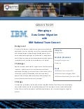 Managing a Data Center Migration with  IBM Rational Team Concert