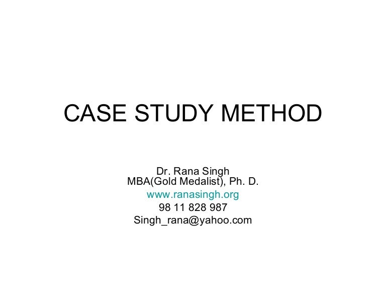 Case study Research  Case Study Method in Psychology Simply